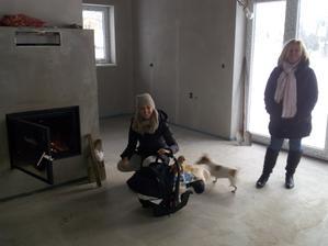 malinky,manzelka,babka a pes boli kolaudovat:)