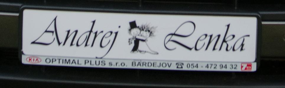 ŠPZ - Obrázok č. 2