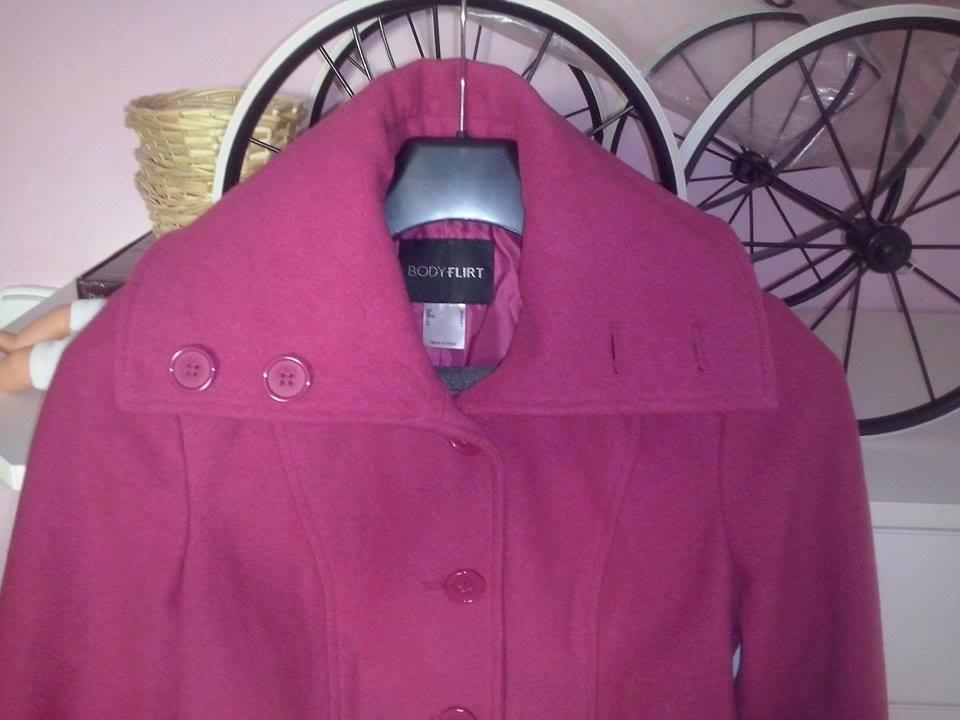Jarný kabátik - Obrázok č. 2