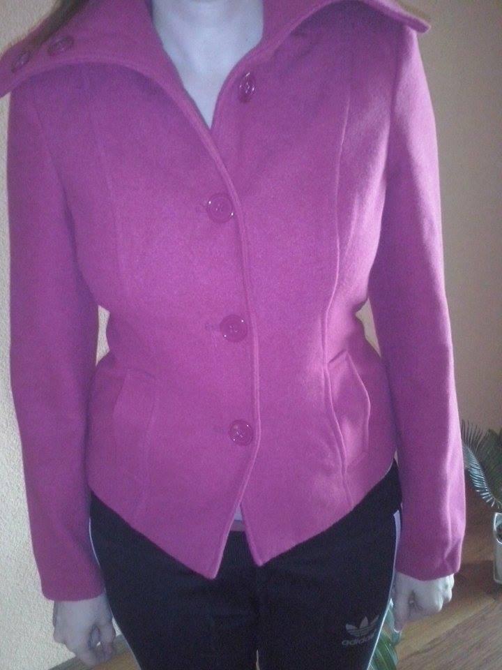 Jarný kabátik - Obrázok č. 3
