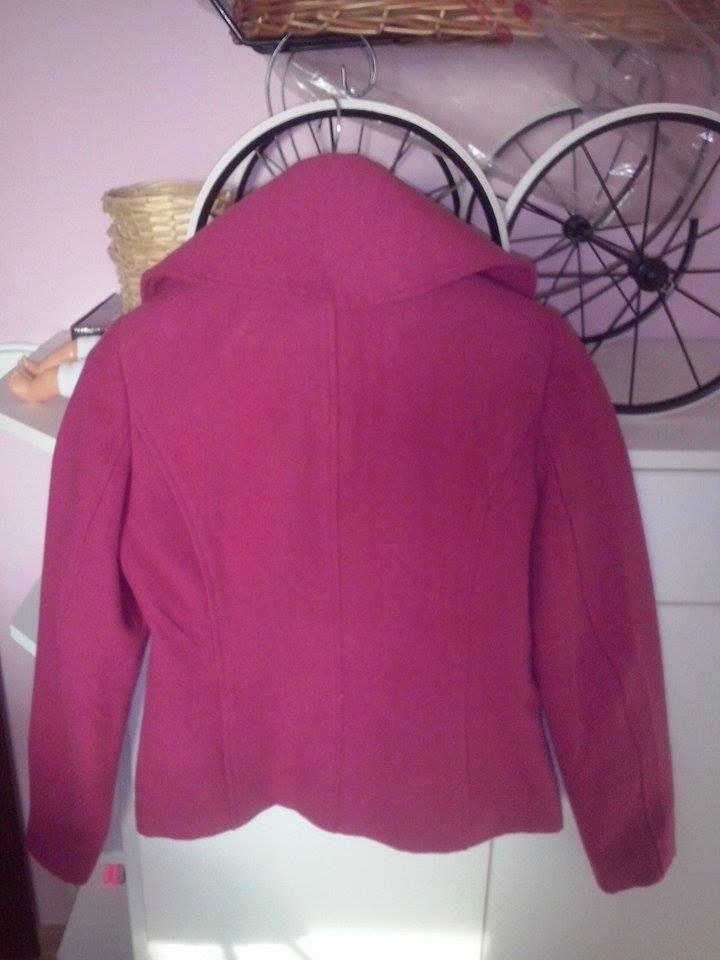 Jarný kabátik - Obrázok č. 4
