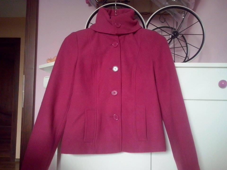 Jarný kabátik - Obrázok č. 1