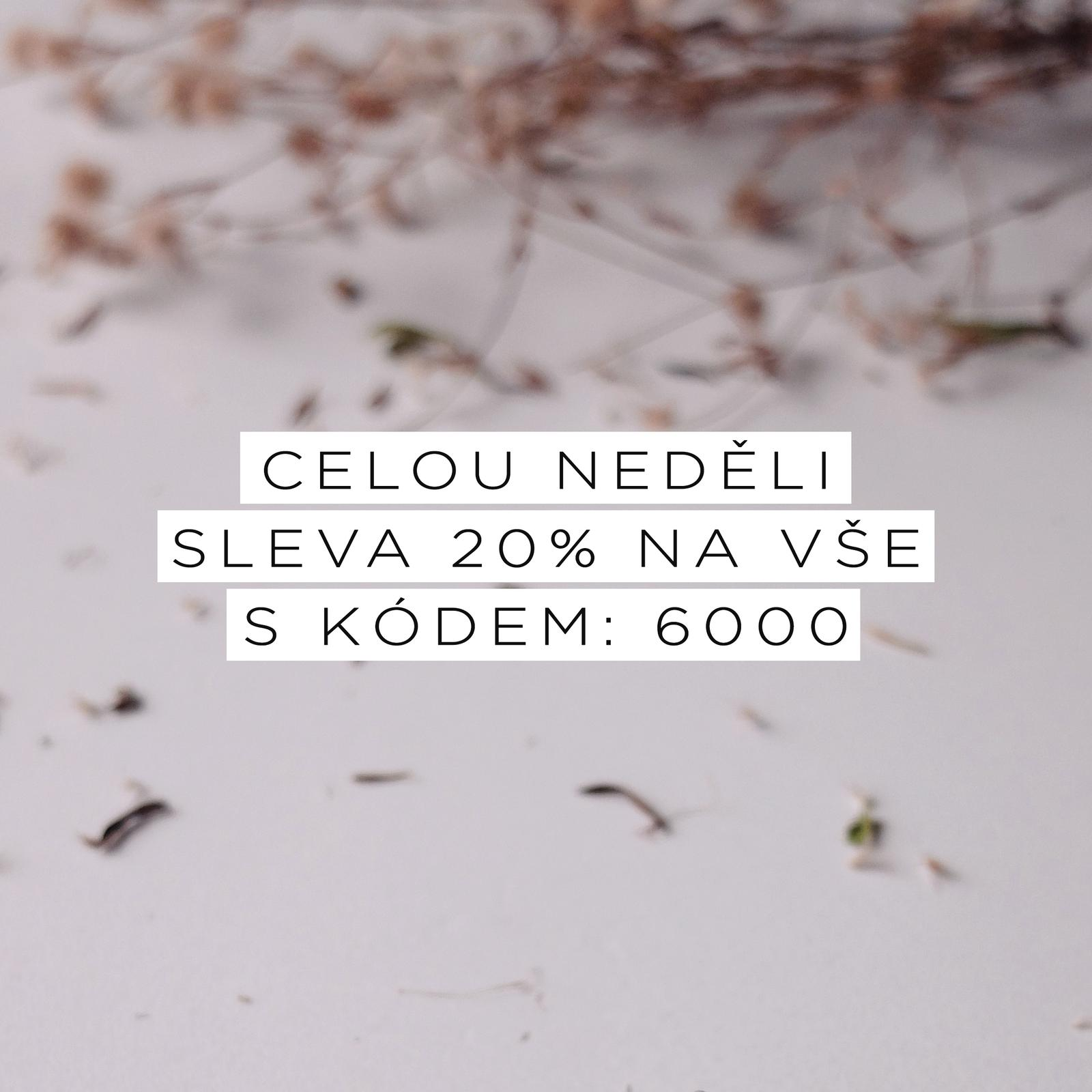 Informačně od design empathy - Dnes 20% sleva na vše -> desinempathy.cz