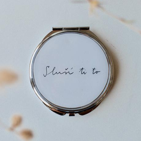 Zrcátko pro nevěstu - Obrázek č. 1