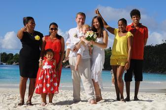 exotickí svadobčania :)