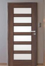 takéto dvere (iba farba dub biely)  máme na spálni a detskej