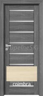 Takéto dvere (bledé drevo)