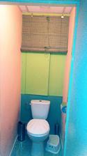 wc pred rekonštrukciou (iba vymenené stupačky)