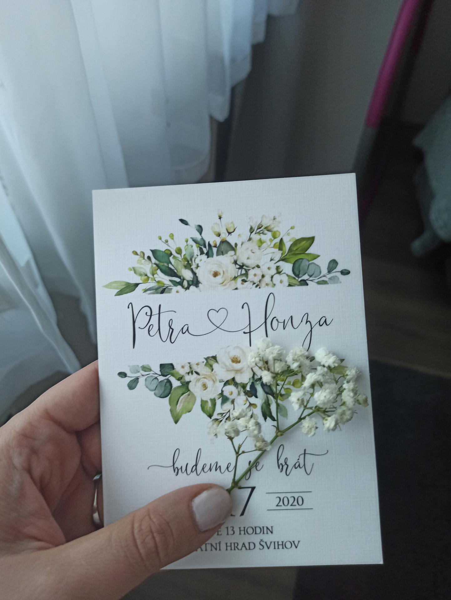 Naše svatba 18.září 2021 ❤ - Obrázek č. 24