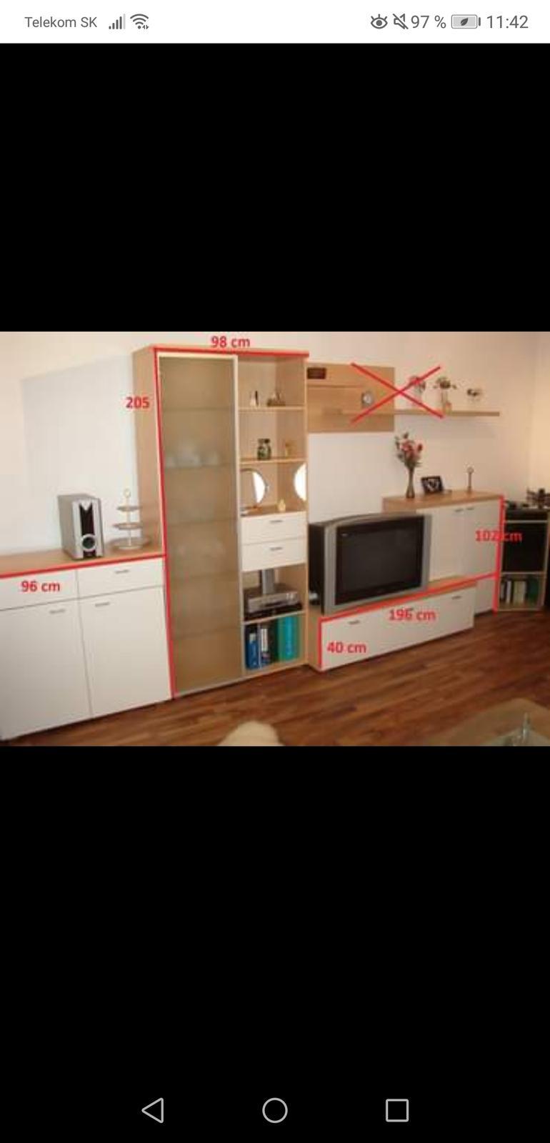 Obývacia stena - Obrázok č. 1