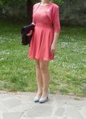 Spoločenské šaty krátke, 36