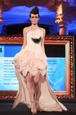 make-up Gabriela Kratochvílová Miss 2013, soutěž svatební šaty roku v Karlových Varech