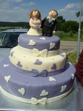 Náš úžasný a vynikajicí dort