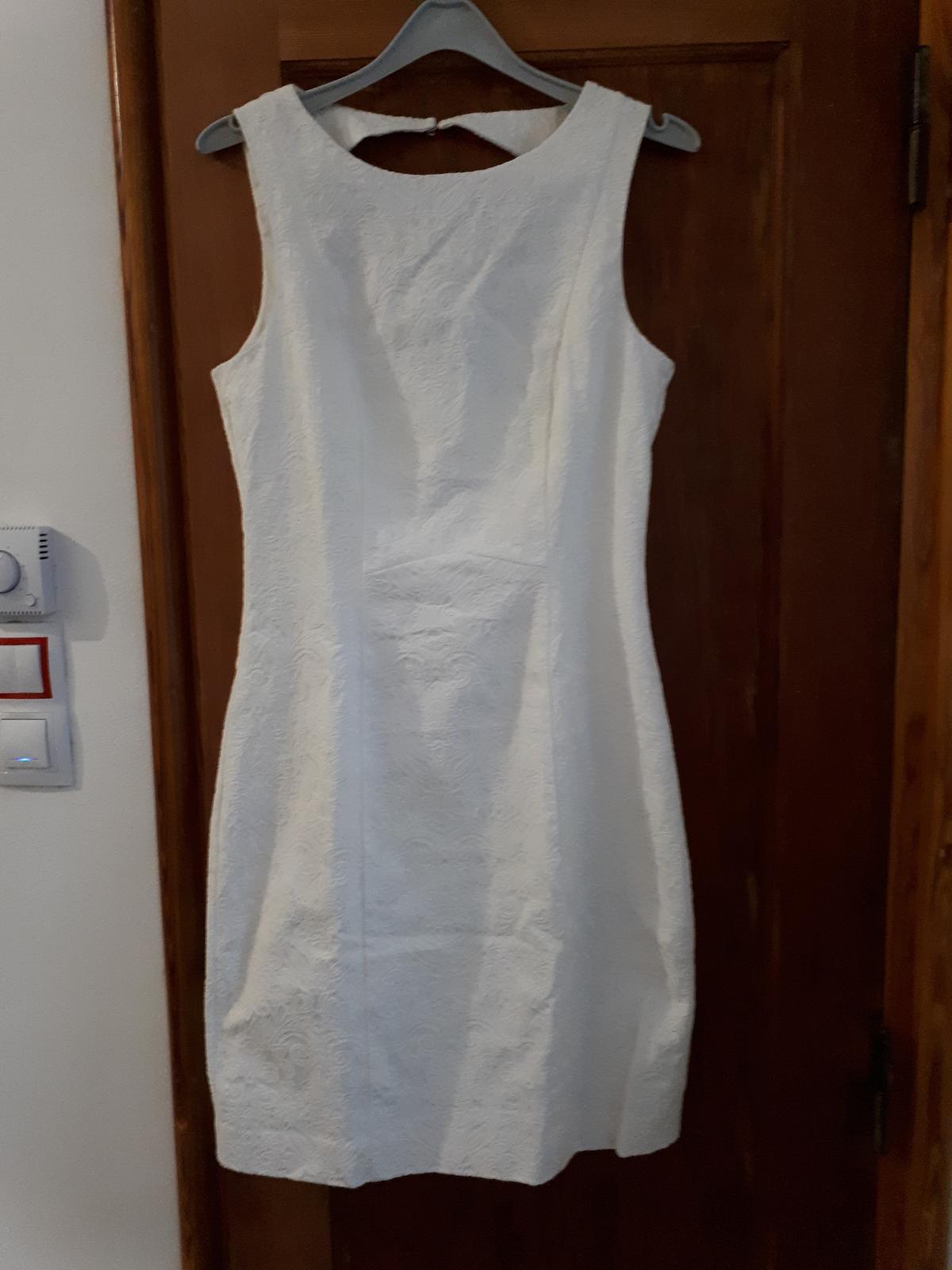 Svatební šaty - velikost 38 - Obrázek č. 1
