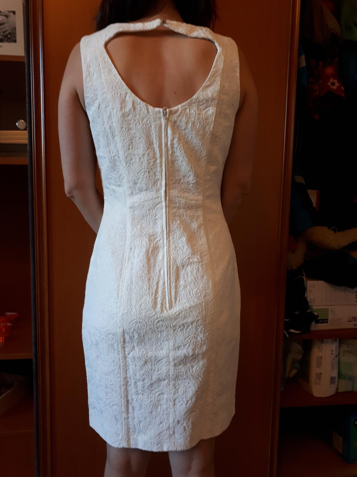 Svatební šaty - afterparty - Obrázek č. 1