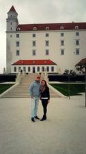 Svadobna cesta zacala v Bratislave :-)