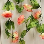 Ruže- reťaz,