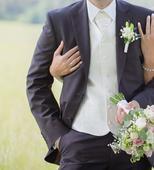 Svadobna vesta s kravatou, 50
