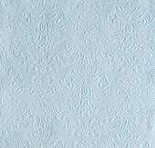 Reliéfne servítky light blue v rozmere 33cm x 33cm,