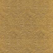 Servítky reliéfne zlaté 40x40cm,