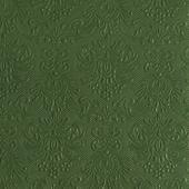 Reliéfne servítky zelené 40cm x 40cm ,