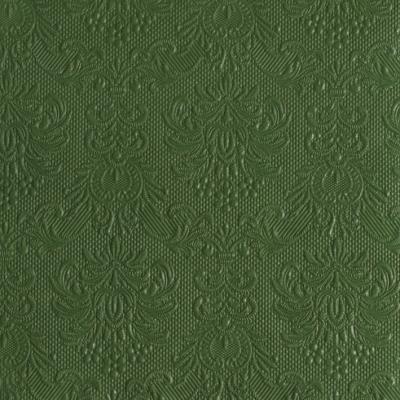 Reliéfne servítky zelené 40cm x 40cm  - Obrázok č. 1