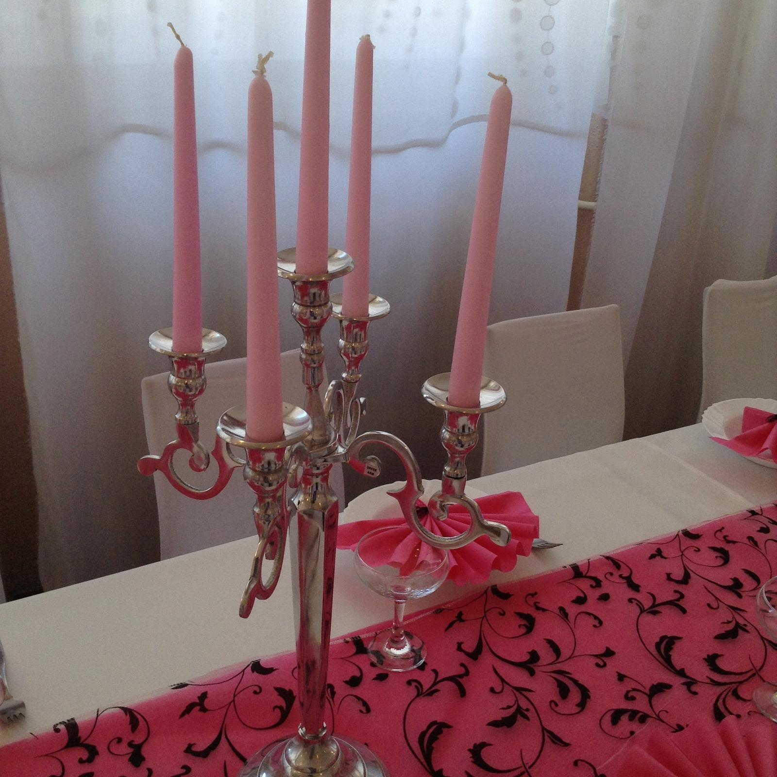 Konické sviečky - Obrázok č. 1
