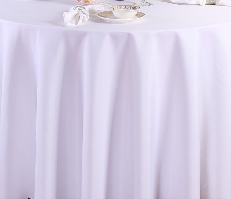 Prenájom obrusov na okrúhle stoly - Obrázok č. 1