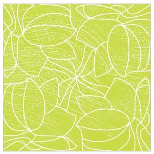 Sviežo zelené servítky 40 x 40 cm - Obrázok č. 1