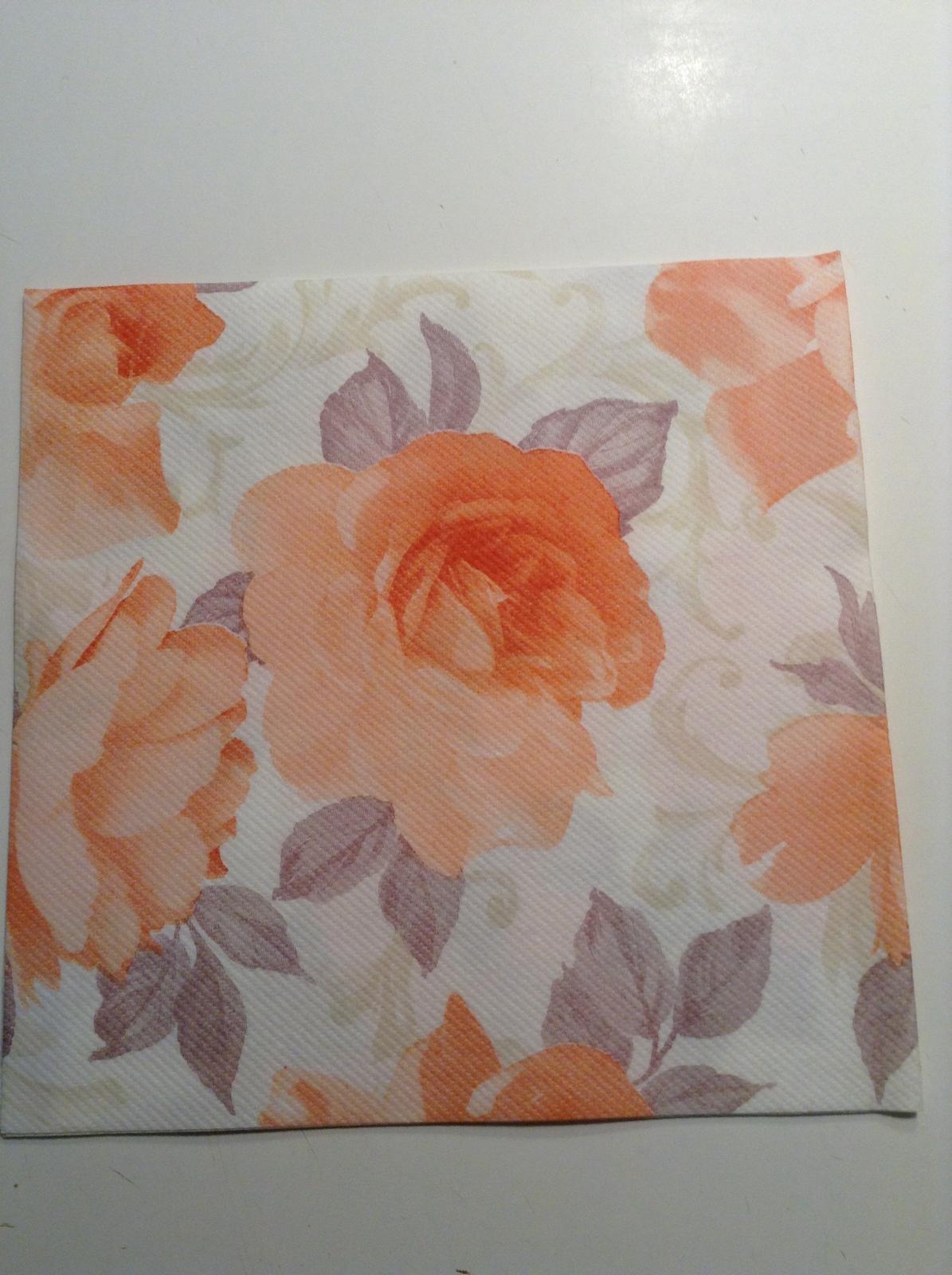 Luxusné servítky z netkanej textílie 40 x 40 cm  - Obrázok č. 1