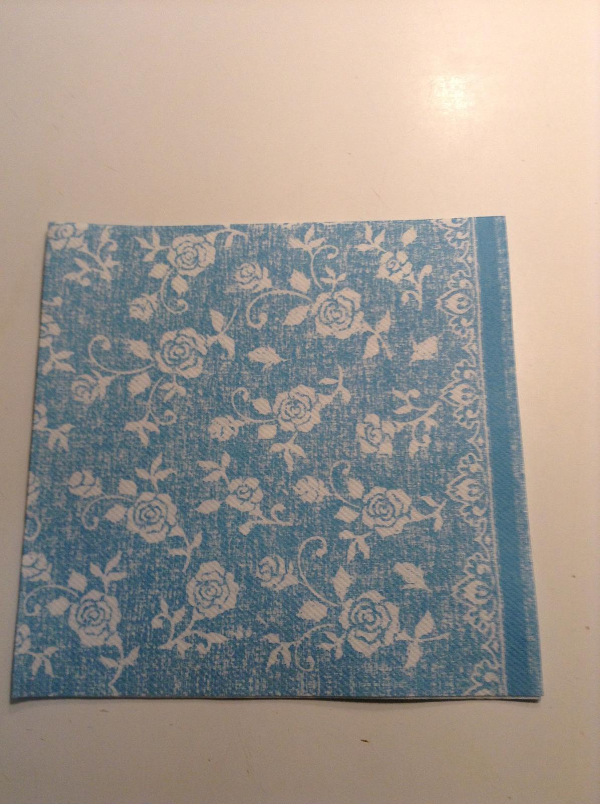 Luxusné servítky z netkanej textílie 40 x 40 cm  - Obrázok č. 3