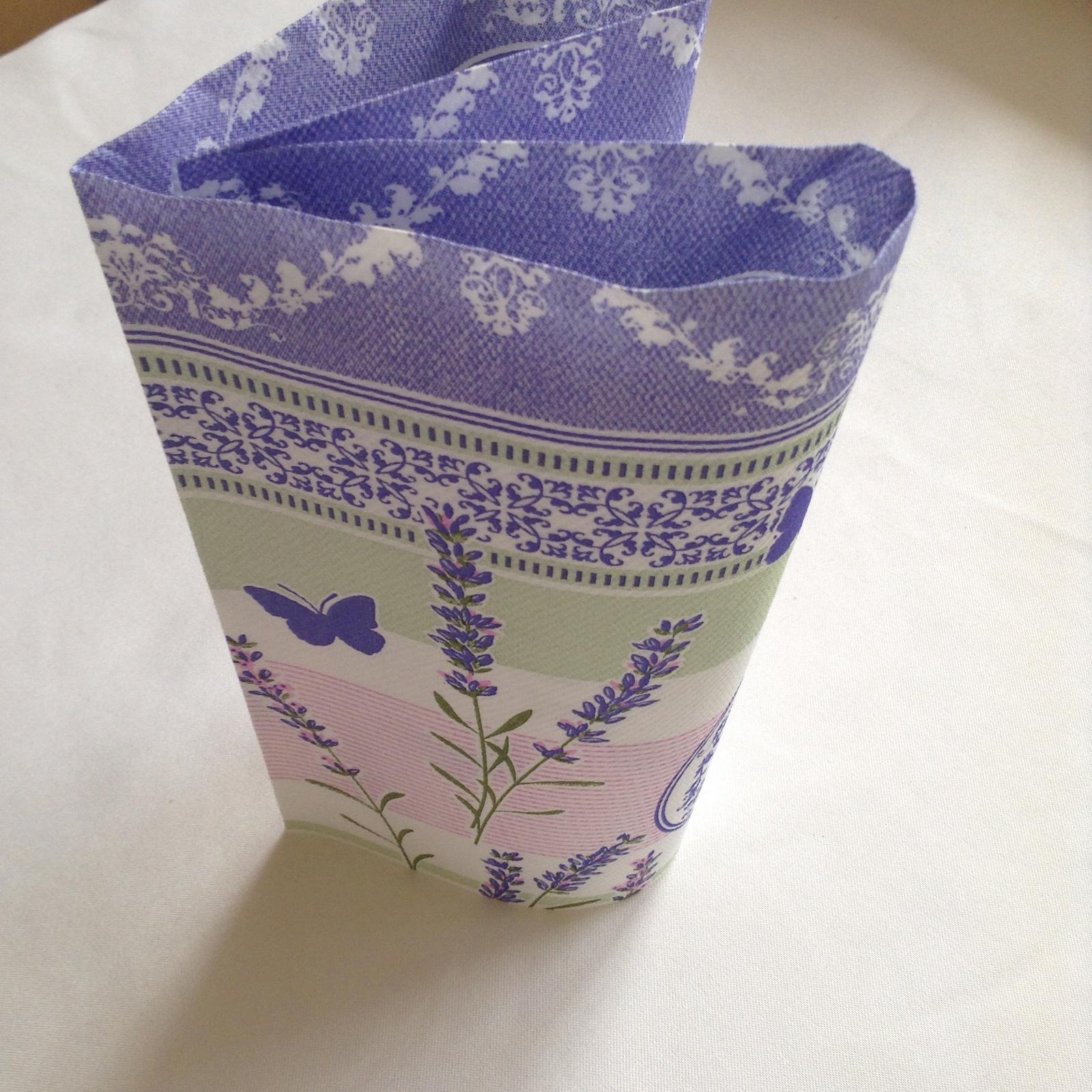 Luxusné servítky z netkanej textílie 40 x 40 cm -  - Obrázok č. 2