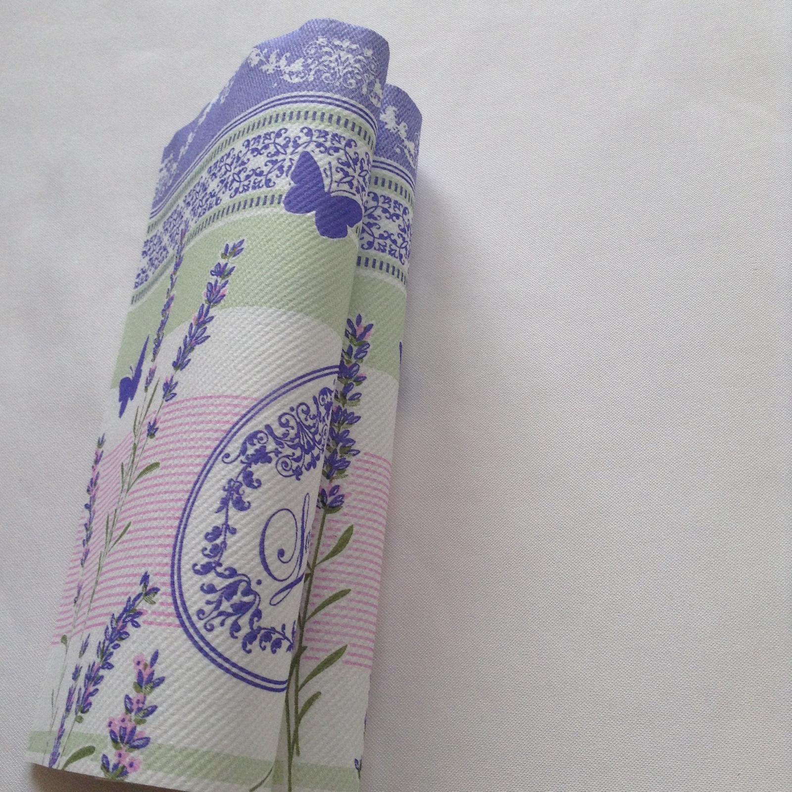 Luxusné servítky z netkanej textílie 40 x 40 cm -  - Obrázok č. 4