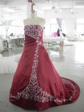 moje svatební šaty...za pár dní je mám doma :-)