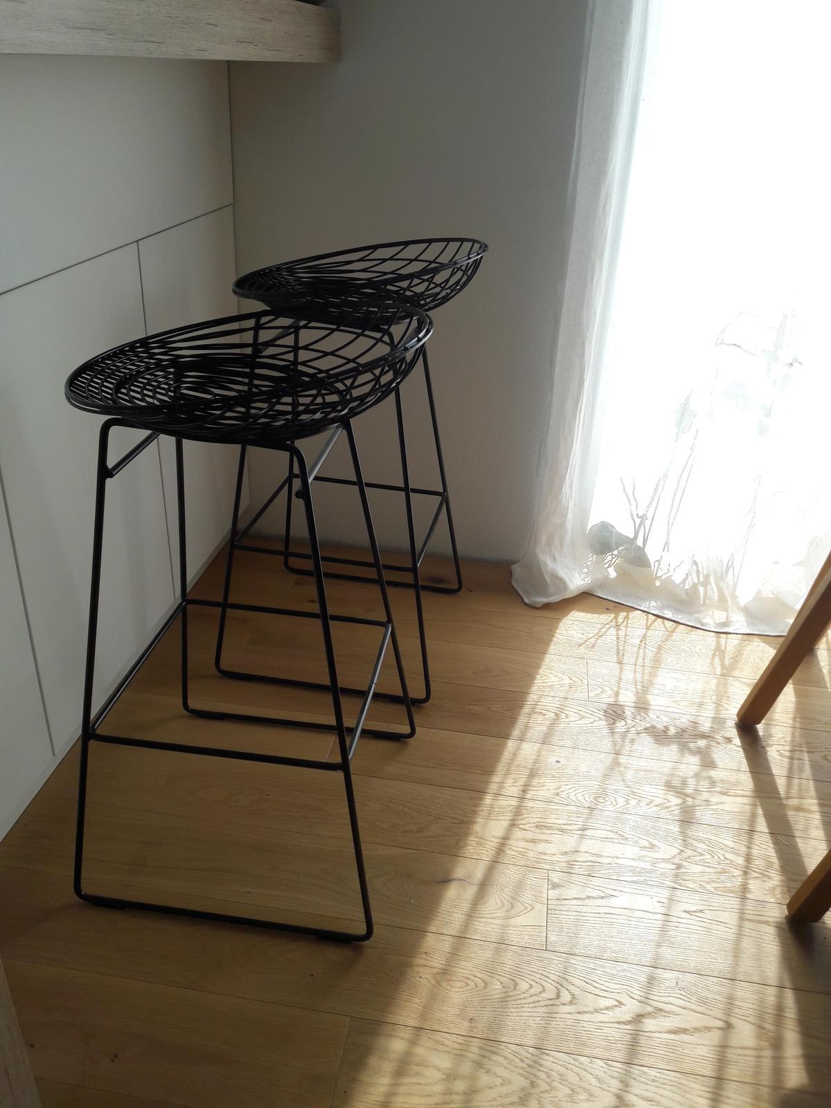 barová stolička pastoe - Obrázok č. 1