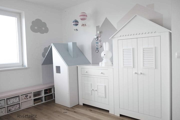 Detský nábytok domčeky - Obrázok č. 1