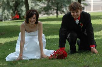 start do manželství