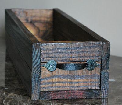 Debničky, drevo - Inšpirácie - Obrázok č. 3