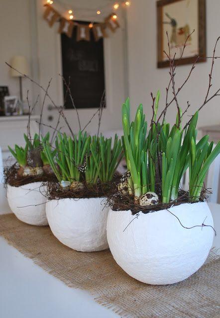 Jar, Veľká noc Dekorácie - DIY nápady - Obrázok č. 176