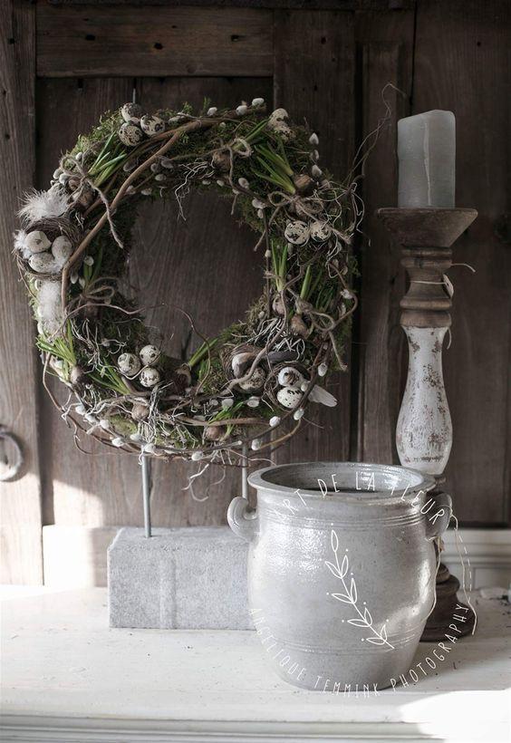 Jar, Veľká noc Dekorácie - DIY nápady - Obrázok č. 208