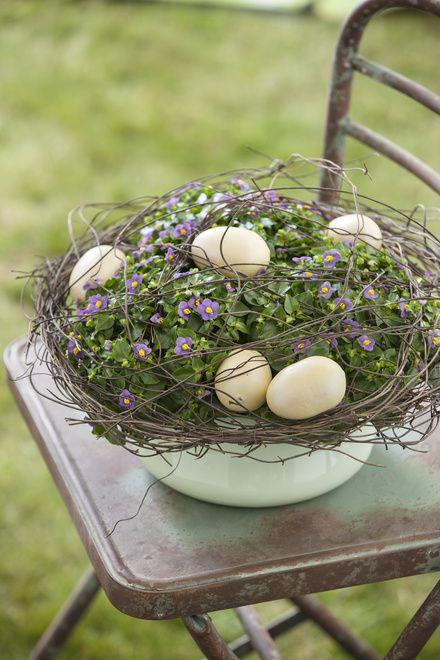 Jar, Veľká noc Dekorácie - DIY nápady - Obrázok č. 505