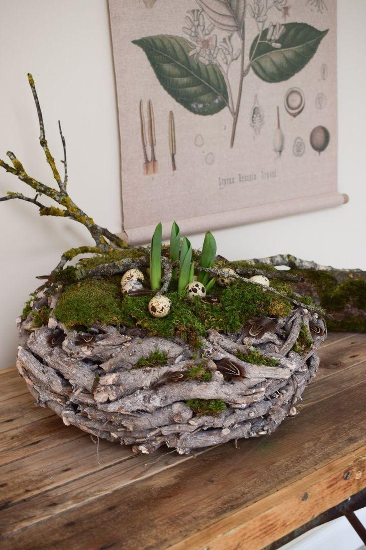 Jar, Veľká noc Dekorácie - DIY nápady - Obrázok č. 530