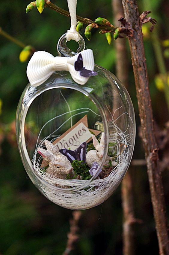 Jar, Veľká noc Dekorácie - DIY nápady - Obrázok č. 642