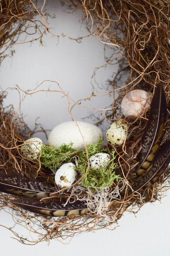 Jar, Veľká noc Dekorácie - DIY nápady - Obrázok č. 659