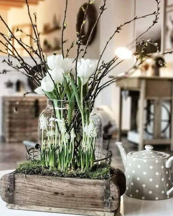 Jar, Veľká noc Dekorácie - DIY nápady - Obrázok č. 722