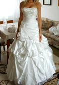 Korzetové svatební šaty Maggie Sottero, 36