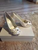 Svadobné topánky Menbur veľkosť 37, 37
