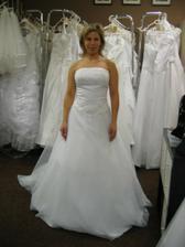 Svatební šaty - už se na ně mooooc těším