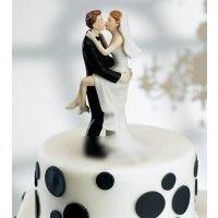 krasné, romantické, jemné, něžné na 2. svadební tort