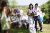 Svatební šaty ve stylu francouzského boho, 38